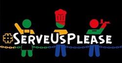 #ServeUsPlease protests go national