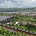 The hydropower potential at the Grand Inga site on the Congo River, the largest remaining untapped hydropower potential in the world.