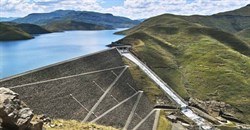 Lesotho Highlands Project to deliver water to SA in 2026