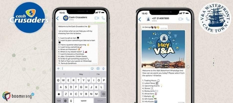 Boomerang - making WhatsApp fast and affordable