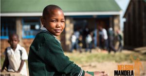 Back to School for Mandela Day