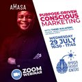 Amasa Ignite Webinar Forum - Purpose-driven conscious marketing