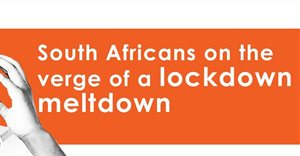 South Africans on the verge of a lockdown meltdown