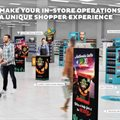 Make your instore operations a unique shopper experience with Marin's