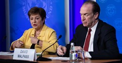 IMF managing director Kristalina Georgieva and World Bank group president David Malpass have offered debt relief to developing countries.
