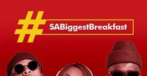 The popular White Star Instant Porridge's #SABiggestBreakfast goes virtual!