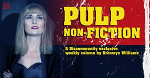 Bronwyn Williams stars in Pulp Non-Fiction on Bizcommunity