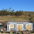 South Hill Vineyards' chic new houseboat is the perfect getaway for nature lovers and water babies
