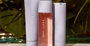 Rihanna releases unisex skincare line Fenty Skin