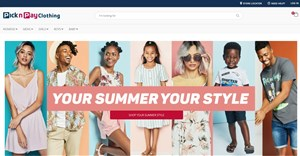 Pick n Pay Clothing now has an online store