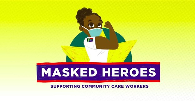 Masked Heroes campaign delivers PPE to community-based organisations