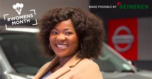 #WomensMonth: Chantelle Mashego challenges gender diversity in the automotive industry