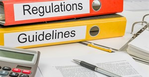 Financial Sector Regulations amendments published