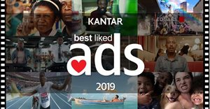 Kantar announces South Africa's Top 20 Best Liked Ads for 2019