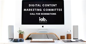 IAB SA Digital Content Marketing Committee - call for nominations