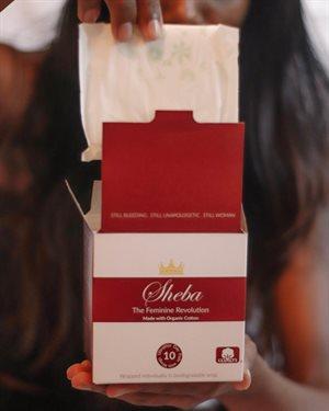 #WomensMonth: Sheba Feminine shifting the narrative around menstrual health