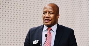 Minister in the Presidency, Jackson Mthembu. Image source: .