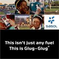 FCB Joburg's #ThisIsGlugGlug ad for Sasol takes poll position on best liked ads list