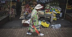 South Africa needs better food price controls to shield poor people from Covid-19 fallout