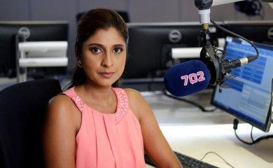 Afternoon Drive presenter Joanne Joseph bids farewell to 702