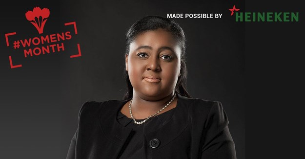 """#WomensMonth: Nadia Mohamed; """"We lift and others rise"""""""