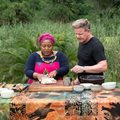 Zola Nene teaches Gordon Ramsay the art of isiZulu cooking in KwaZulu-Natal