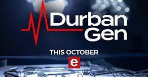 Durban Gen - new e.tv local drama coming this October