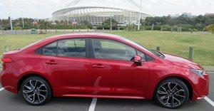 The new Toyota Corolla Sedan - an everyday car