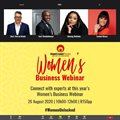 Bonang Matheba and Leanne Manas share their business secrets at this year's East Coast Radio #WomenUnlocked business webinar