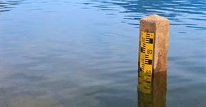 Vaal Dam drops to unprecedented levels