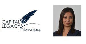 Women in leadership leaving a legacy