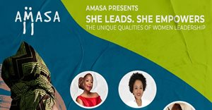 Amasa presents She Leads. She Empowers. The Unique Qualities of Women Leadership - 31 August 4.30pm