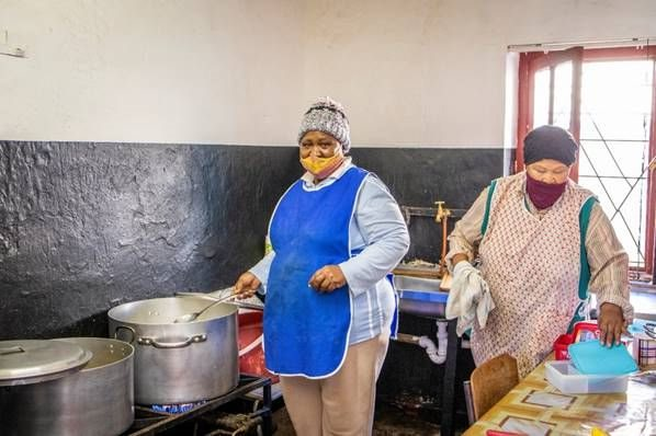 FoodForward SA highlights integral role of women in food security, distribution
