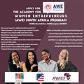Academy for Women Entrepreneurs programme open for application