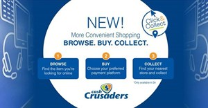 Cash Crusaders launches click and collect service