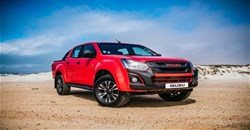 Isuzu D-Max wins Zimbabwe Car of the Year Awards