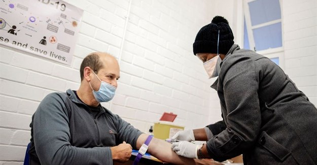 Pausing enrolment into a clinical trial is not unique to the Covid-19 vaccine. Luca Sola/AFP via Getty Images