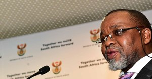 Mineral Resources and Energy Minister, Gwede Mantashe