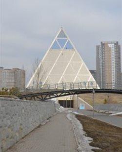 Palace of Peace, Astana. Eric Lafforgue / flickr.com