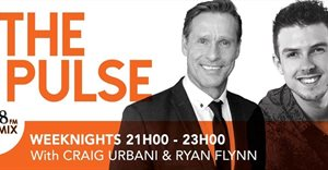 Mix 93.8 FM brings you a brand new show this September - The Pulse featuring Craig Urbani, Ryan Flynn