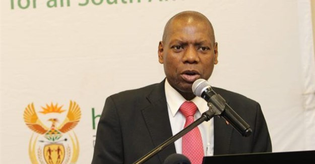Health Minister, Dr Zweli Mkhize