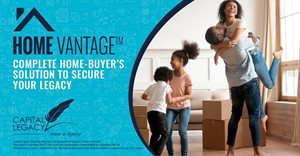 Capital Legacy Shakes up the home-buyers' market with HomeVantage