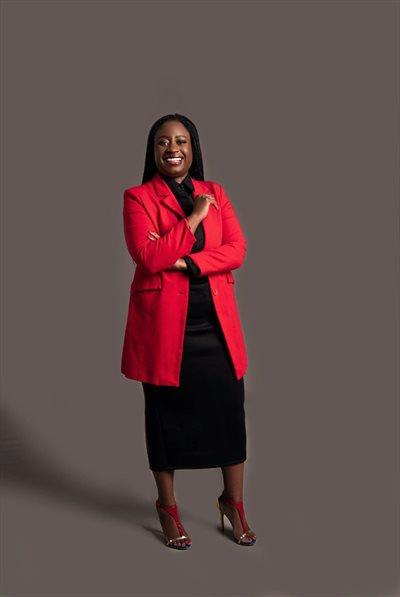 Momentum head of consumer brand marketing Charlotte Nsubuga-Mukasa