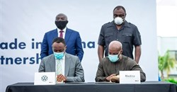 Volkswagen, BlackIvy enter collaboration for green growth in Ghana