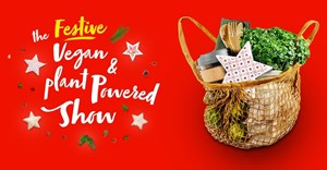 Festive Vegan and Plant-Powered Show goes online in November