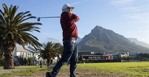The River Club, currently a nine-hole golf course, is to be rezoned and will house new headquarters for giant multi-national company Amazon, following a decision by the City's Municipal Planning Tribunal on Friday. Photo: Steve Kretzmann