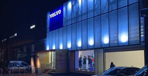 Volvo Cars FMGH creates a unique showroom experience with digital signage