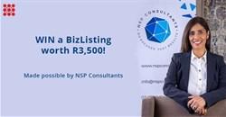 Win 1 of 10 BizListings through NSP Consultants
