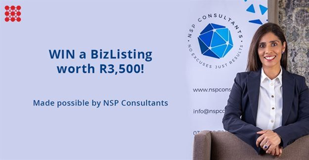 Win 1 of 10 BizListings through NSP Consultants