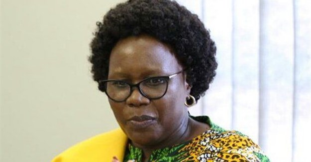 Nomalungelo Gina, deputy minister, trade, industry and competition